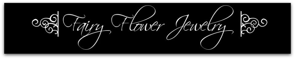 Fairy Flower Jewelry